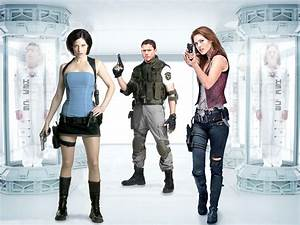 Resident evil movie wallpaper5 by ethaclane on DeviantArt