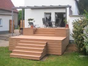 terrasse mit treppe neue referenzen garten marl hamm recklinghausen soest