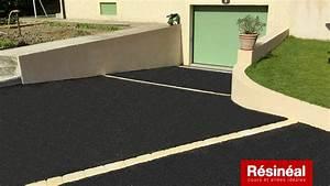 Revetement De Sol Pour Garage : acc s garage et stationnement r sin al expert en ~ Dailycaller-alerts.com Idées de Décoration