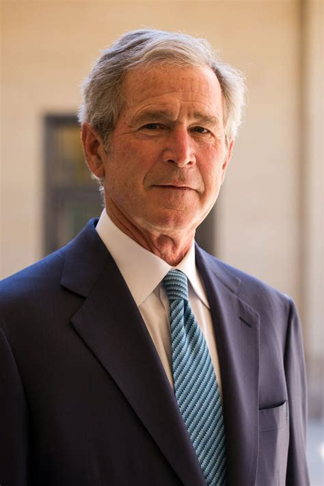 president george  bush  speak  arts sciences