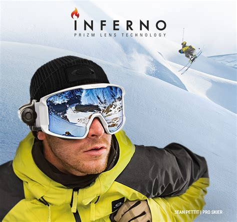 brand new oakley 92610 oakley clear the fog with new prizm inferno goggles