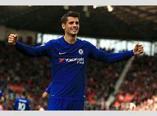 Alvaro Morata nets first Chelsea hattrick as Romelu