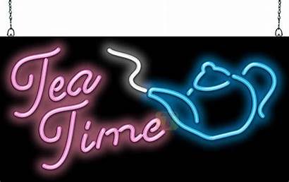 Neon Fc Sign Tea