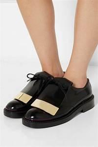 Savourez les dernières tendances chez les chaussures derbies Archzine fr
