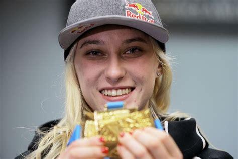 Janja Garnbret - first climber with five gold medals ...