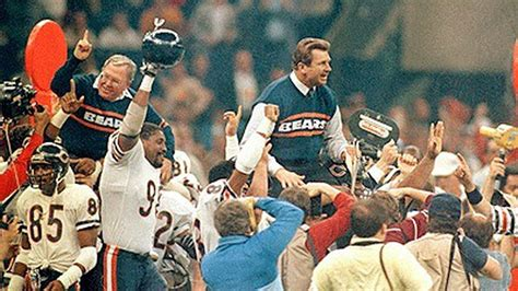 No Contest Bears Best In 46 10 Super Bowl Win Chicago
