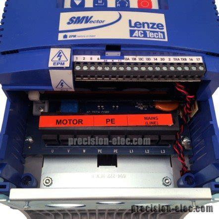 buy esv113n04txb hp lenze ac tech smvector series vfd