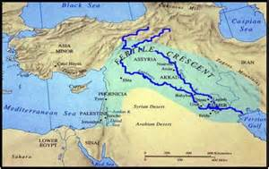 Ancient Mesopotamia Geography