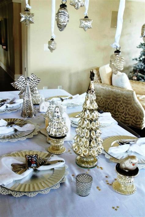 simple white christmas decorations ideas decoration love