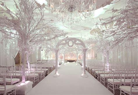 winter wonderland weddings persian wedding  party