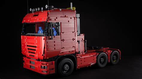 technic truck technic tractor car interior design