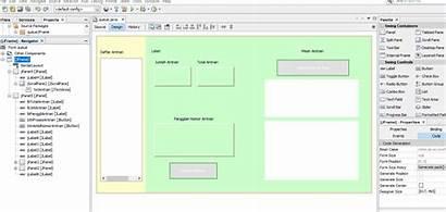 Java Antrian Aplikasi Queue Dengan Coding Fifo