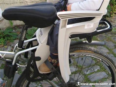 fixation siege velo hamax siège vélo bébé hamax smiley compatible vtt sans porte