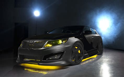 2012 Kia Batman Optima Sx Limited Wallpaper Hd Car