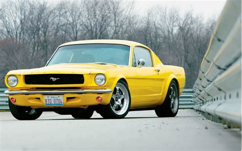 Ford Mustang 1965 Muscle Car