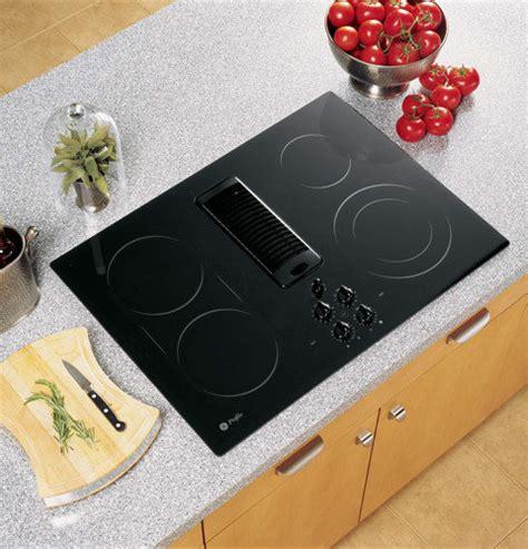 ge jpbkbb   smoothtop electric cooktop   ribbon elements   dual element