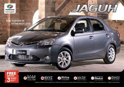 perodua  releasing   sedan model called jaguh