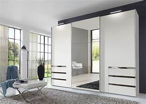 Suche Günstige Möbel : schwebet renschrank kleiderschrank schrank wei mit spiegel 300 cm ebay ~ Indierocktalk.com Haus und Dekorationen