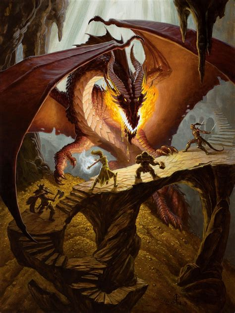An exclusive look at the new D&D Player's Handbook—and The ...