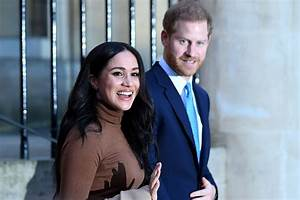 Prince Harry, Meghan Markle Announce Split From Royal ...
