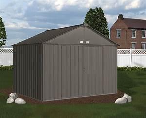 Abri De Jardin Arrow : abri de jardin arrow ezee shed ez108 gris fonc ~ Dailycaller-alerts.com Idées de Décoration