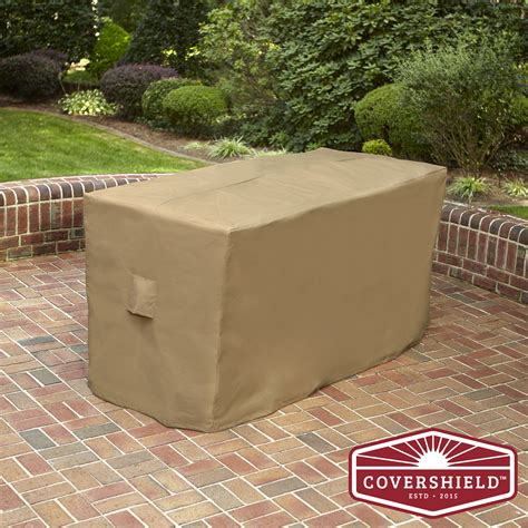 covershield bistro cover deluxe outdoor living patio