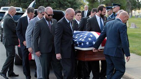 Funeral Services Held For Elder Robert Hales