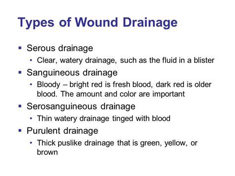 sanguineous drainage color sanguineous drainage color pics for gt serosanguinous