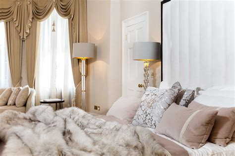 Bedroom Photography by Luxury Interior Photography Louise