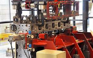 Manufacturing Of A 13l Volvo Truck Engine  U2013 Car Engineer