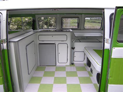 volkswagen van inside westfalia interior vw cer interiors
