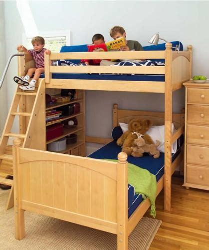 Maxtrix Bunk Bed by L Shaped Bunk Beds By Maxtrix 800