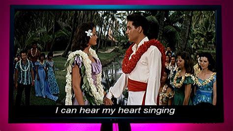 hawaiian wedding song elvis