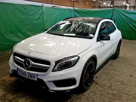 2015 Mercedes Benz Gla45 Amg For Sale At Copart Uk