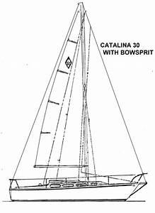 Sailboatdata Com  Bowsprit  Sailboat