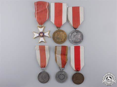 We did not find results for: Six Polish Medals & Awards - Medals - Poland - Europe