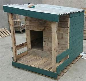 Pic: Pallet dog bed plans