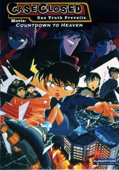 Anime Planet Detective Conan Detective Conan 5 Countdown To Heaven Anime Planet