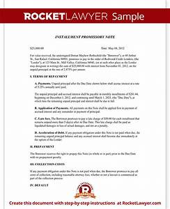 Promissory, note, form Free, promissory, note (us