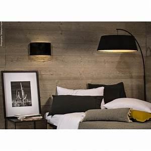 Abat Jour Noir Et Blanc : lampadaire arc cuivre ir09 humatraffin ~ Teatrodelosmanantiales.com Idées de Décoration