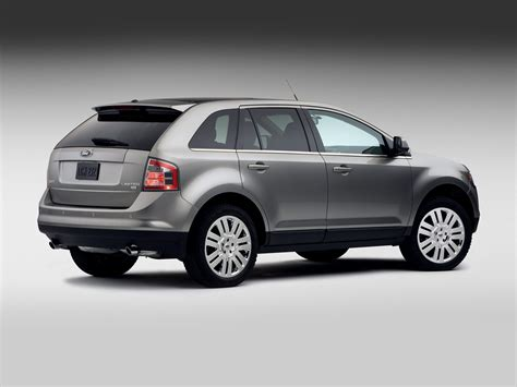 2010 Ford Edge Mpg by 2010 Ford Edge Price Photos Reviews Features