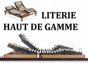 Literie Haut De Gamme Spéciale Hotellerie : literie haut de gamme matelas swisswellness4you ~ Melissatoandfro.com Idées de Décoration