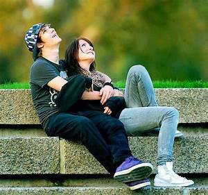 cute couple in love wallpapers | I Love You