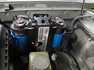 Arb Twin Compressor Mount