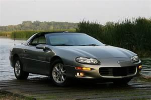 2002 Chevrolet Camaro - Pictures
