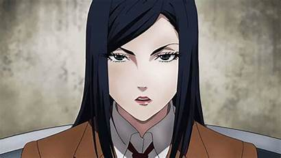 Prison Mari Meiko Anime Kurihara Shiraki Characters