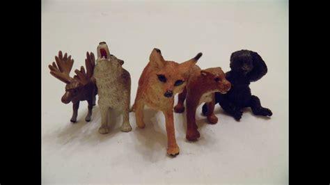 safari wild animals animal jungle toys figures  set lot