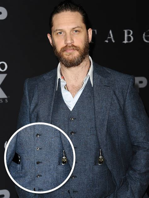 Tom Hardy Jewelry Designer - Style Guru: Fashion, Glitz