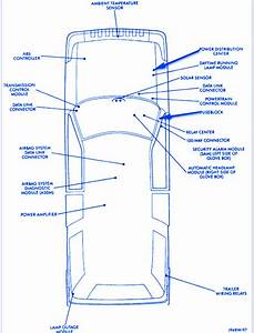 Chrysler Lhs 2009 Front Electrical Circuit Wiring Diagram