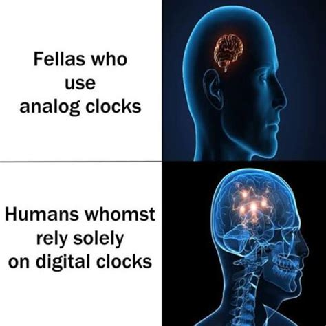 Y All D Ve Whomst Your Meme Digital Clocks Whomst Your Meme